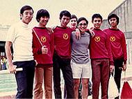 国立フィリピン大学体育学部 水泳チーム・コーチ