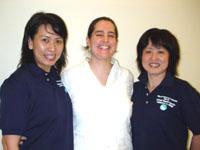 1月/第21回ベーシックアイチ講習会 (横浜) ※ハンガリー人の女性、理学療法士が受講。